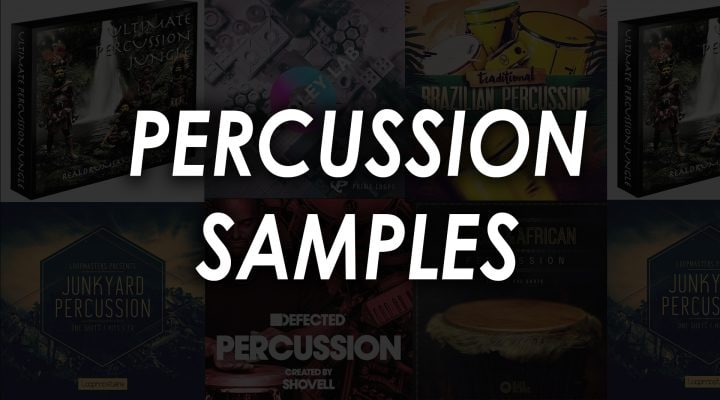 Best Percussion Samples – Top 8 Kits