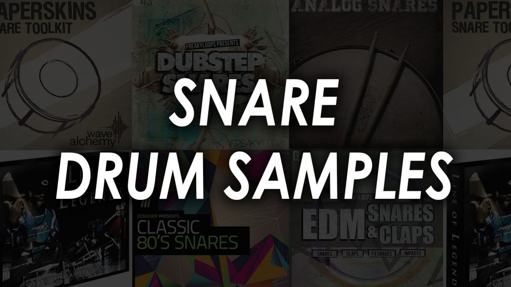 Snare Drum Samples