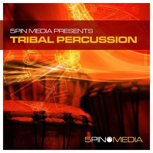 5Pin Media Tribal Percussion Arabic Drum Samples
