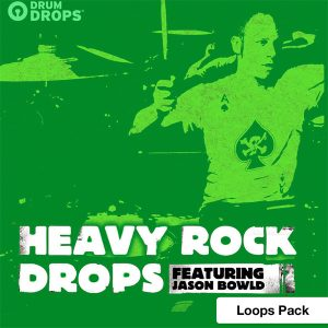 Drum Drops Heavy Rock Drops