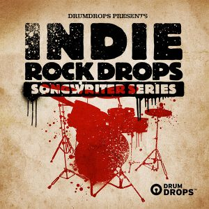Drum Drops Indie Rock Drum Samples