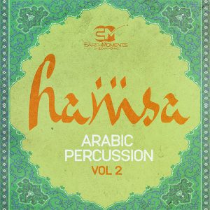 Earth Moments Hamsa Arabic Percussion Drum Samples