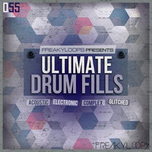 Freaky Loops Ultimate Drum Fills Samples