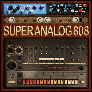 Gold Baby Super Analog 808 Drum Samples