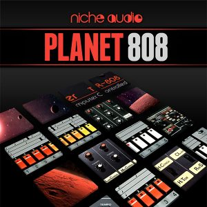 NicheAudio Planet 808 Sample Pack