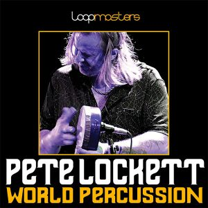 Pete Lockett World Percussion
