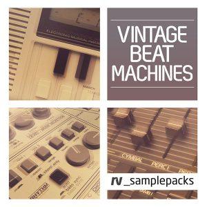 RV Samplepacks Vintage Beat Machines