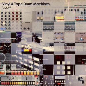 Sample Magic Vinyl and Tape Drum Machines