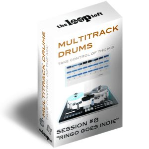 The Loop Loft Ringo Goes Indie Drum Samples