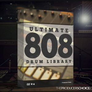 The Producers Choice 808 Drum Kit