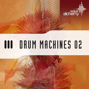 Wave Alchemy Drum Machines Samples 02