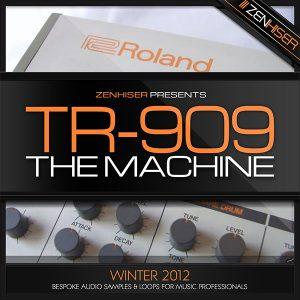 Zenhiser TR-909 The Machine