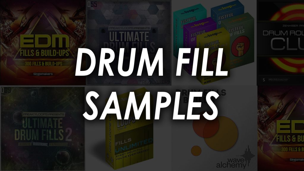 drum fill samples
